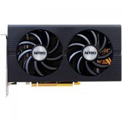 Placa video Sapphire AMD Radeon RX 460 Nitro OC Lite 4GB, GDDR5, 128bit
