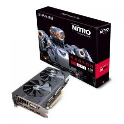 Placa video Sapphire AMD Radeon RX 470 NITRO D5 OC 4GB, DDR5, 256bit