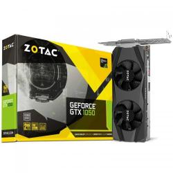 Placa video Zotac nVidia GeForce GTX 1050 Low Profile 2GB, DDR5, 128bit