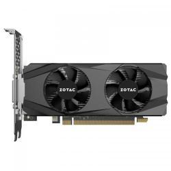 Placa video Zotac nVidia GeForce GTX 1050 Ti Low Profile 4GB, DDR5, 128bit