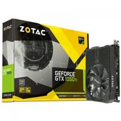 Placa video Zotac nVidia GeForce GTX 1050 Ti Mini 4GB, GDDR5, 128bit