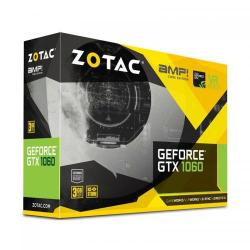 Placa video Zotac nVidia GeForce GTX 1060 AMP! Core Edition 3GB, DDR5, 192bit