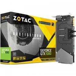Placa video Zotac nVidia GeForce GTX 1080 ArticStorm 8GB, GDDR5X, 256bit
