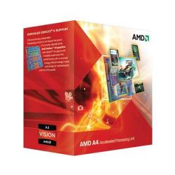 Procesor  AMD A4 3400 2.7GHZ 1.0MB cache Socket FM1 BOX