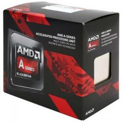 Procesor AMD Kaveri A8-7650K Black Edition 3.3 GHz, socket FM2+, box