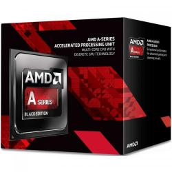 Procesor AMD Kaveri, A8-7670K Black Edition 3.6GHz Quiet Cooler, box