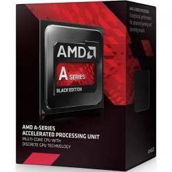 Procesor AMD Kaveri A8-7670K Black Edition 3.6GHz, socket FM2+, box
