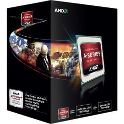 Procesor AMD Trinity, Vision A6-5400K Black Edition 3.6GHz, Socket FM2, BOX