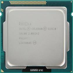 Procesor Intel Celeron Dual Core G1620T, 2.40GHz, socket 1155, Tray