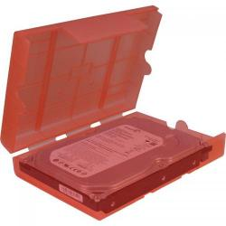 Protectie HDD Inter-Tech KP001A, Red
