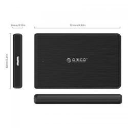 Rack HDD Orico 2189U3 USB 3.0, Black