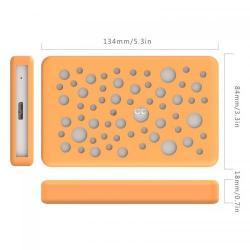 Rack HDD Orico 2789U3 USB 3.0, Silver-Orange