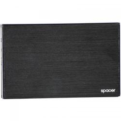 Rack HDD Spacer SPR-25611 SATA - USB 3.0, black
