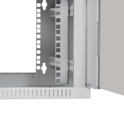 Rack Netrack 019-045-400-011, 19inch/4.5U, 400mm