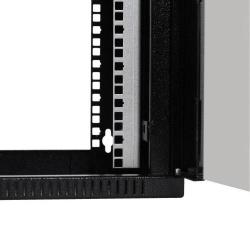 Rack Netrack 019-060-240-012, 19inch/6U, 240mm