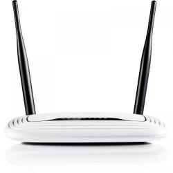 Router Wireless TP-LINK TL-WR841ND, 4x LAN
