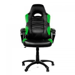 Scaun gaming Arozzi Enzo, Green