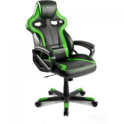 Scaun gaming Arozzi Milano, Black-Green
