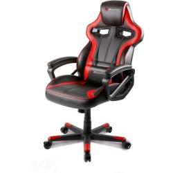 Scaun gaming Arozzi Milano, Black-Red
