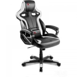 Scaun gaming Arozzi Milano, Black-White