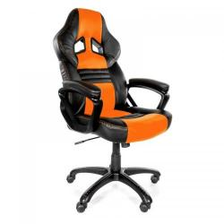 Scaun gaming Arozzi Monza, Orange