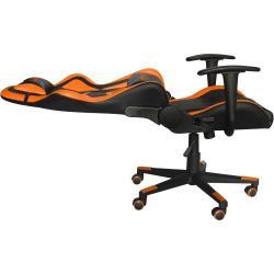 Scaun gaming Marvo CH-106, Black-orange
