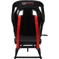 Scaun gaming Next Level Racin GT ultimate V2 Racing Simulator Cockpit, Black