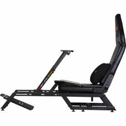 Scaun gaming Next Level Racing F-GT Simulator Cockpit, Black