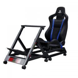 Scaun gaming Next Level Racing GT Track PlayStation Edition, Black