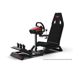 Scaun gaming Next level Racing Simulator Cockpit, Black