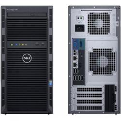Server Dell PowerEdge T130, Intel Xeon E3-1220 v5, RAM 4GB,  HDD 1TB, 290W PSU