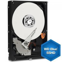 Solid State Hibrid Drive Western Digital Blue 1TB, SATA3, 64MB, 2.5inch