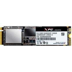 SSD ADATA SX8000 128GB, PCI Express 3.0 x4, M.2 2280