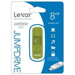 Stick Memorie Lexar JumpDrive S70 8GB, USB2.0 Green