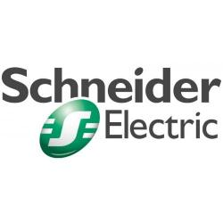 Suport etichete Schneider VDI99073 6 porturi transparent verde
