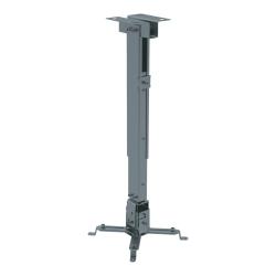 Suport montare tavan Videoproiector Serioux PJM43-65, Reglabil, Black