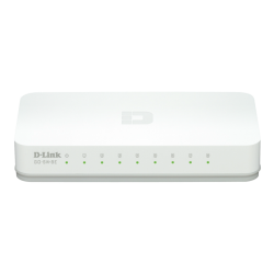 Switch D-Link GO-SW-8E, 8xport