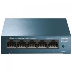 Switch TP-LINK LS105G, 5 Porturi
