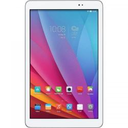 Tableta Huawei Mediapad T1 10 A21W, 9.6inch, ARM Cortex A53 Quad Core, 16GB, Wi-Fi, BT, Android 4.4, Silver White