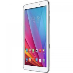 Tableta Huawei Mediapad T1 10 A21W, 9.6inch, ARM Cortex A53 Quad Core, 8GB, Wi-Fi, BT, Android 4.4, Silver White