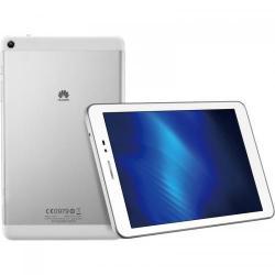 Tableta Huawei Mediapad T1 Pro 821L, ARM Cortex A53 Quad Core, 8inch, 8GB, Wi-Fi, BT, 4G, GPS, Android 4.4, Silver/White