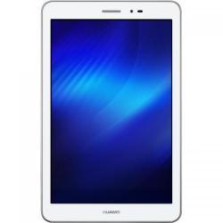 Tableta Huawei Mediapad T1 S8-701U, 8inch, Cortex A7 Quad Core, 8GB, Wi-Fi, BT, 3G, GPS, Android 4.3, Silver White