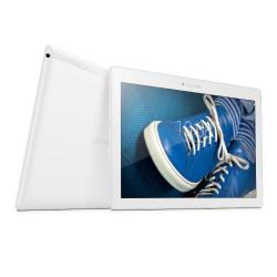 Tableta Lenovo Tab 2 A10-30, Cortex A7 Qualcomm 210, 10.1inch, 16GB, Wi-Fi, Bt, Android 5.1, White