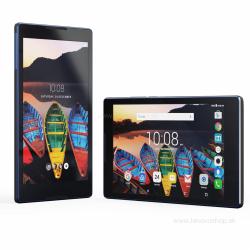 Tableta Lenovo Tab 3, MediaTek Quad Core, 8inch, 16 GB, Wi-Fi, BT, Android 6.0, Black