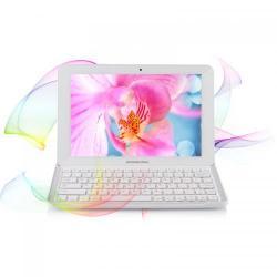 Tableta Modecom FreeTAB 1002 IPS X4, ARM Cortex A7 Quad Core, 10.1inch, 16GB, Wi-Fi, BT, Android 4.2, White + Tastatura Bluetooth Inclusa