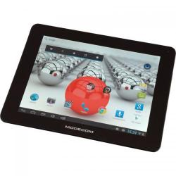 Tableta Modecom FreeTAB 8001, Mediatek MTK8377 Dual Core, 8inch, 16GB, Wi-Fi, BT, 3G, GPS, Android 4.1, Black