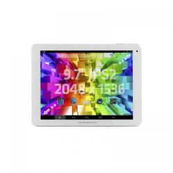 Tableta Modecom FreeTAB 9707 IPS2 X4+, ARM Cortex A9 Quad Core, 9.7inch, 16GB, Wi-Fi, BT, Android 4.2, White