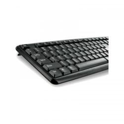 Tastatura 4World 07318, USB, Black