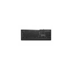 Tastatura Delux 6010P, PS2, neagra