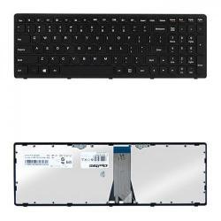 Tastatura Notebook Qoltec 50604 pentru Lenovo G500S, G505s, S500, Z510, Black
